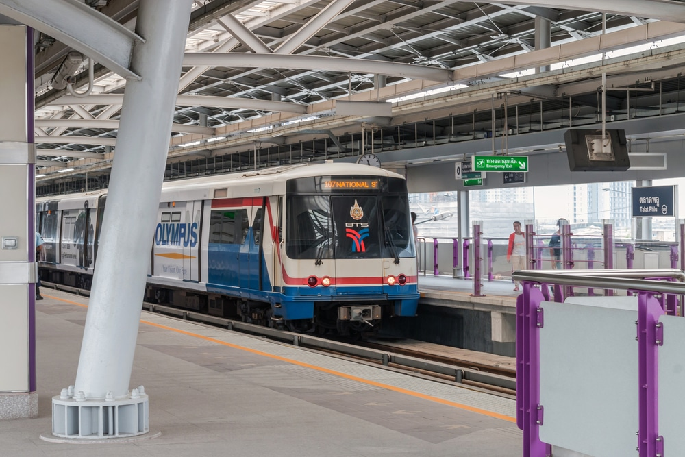 BTS Sky Train,BTS Bangkok,BTS