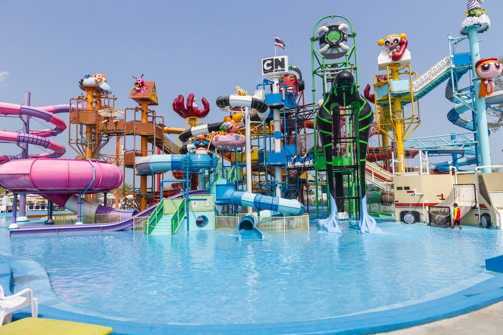 Cartoon Network Amazone Water Park