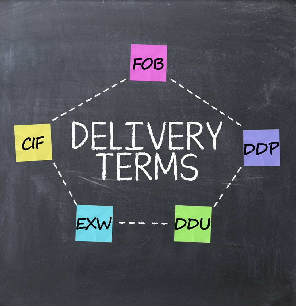 Delivery terms