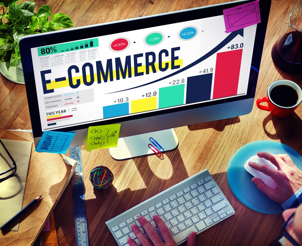 E-commerce Internet Global Marketing,E-commerce คือ