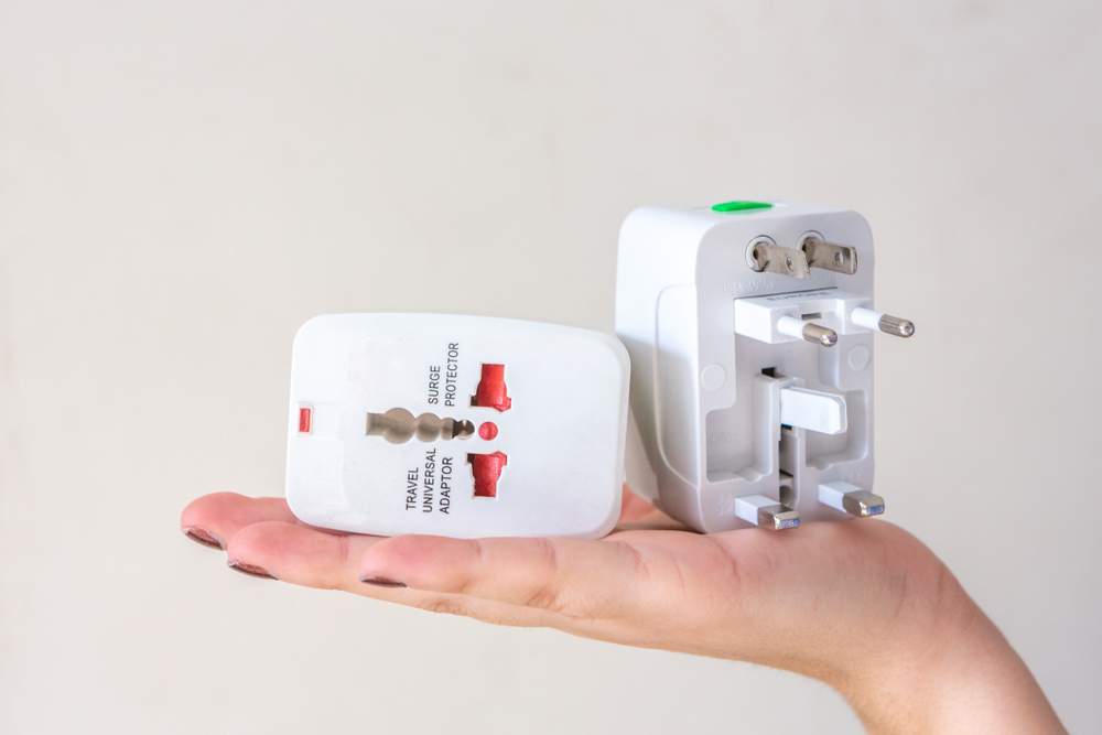 electric socket plug adapters