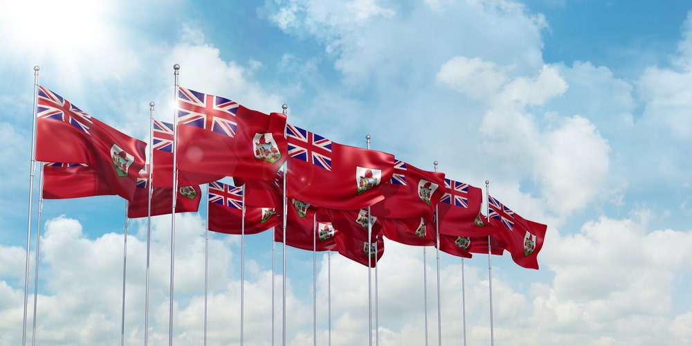 flags of Bermuda